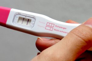 Pregnancy Test - Positive Pregnant