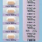 クラビット500の効果と副作用!腎機能や小児に関する注意点も