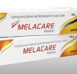 メラケアクリームの使い方や効果と副作用!ステロイドの強さも