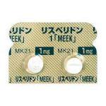 リスペリドン錠の効果と太るや眠気などの副作用!半減期も